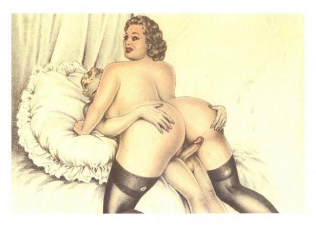 vintage erotica men only № 150055